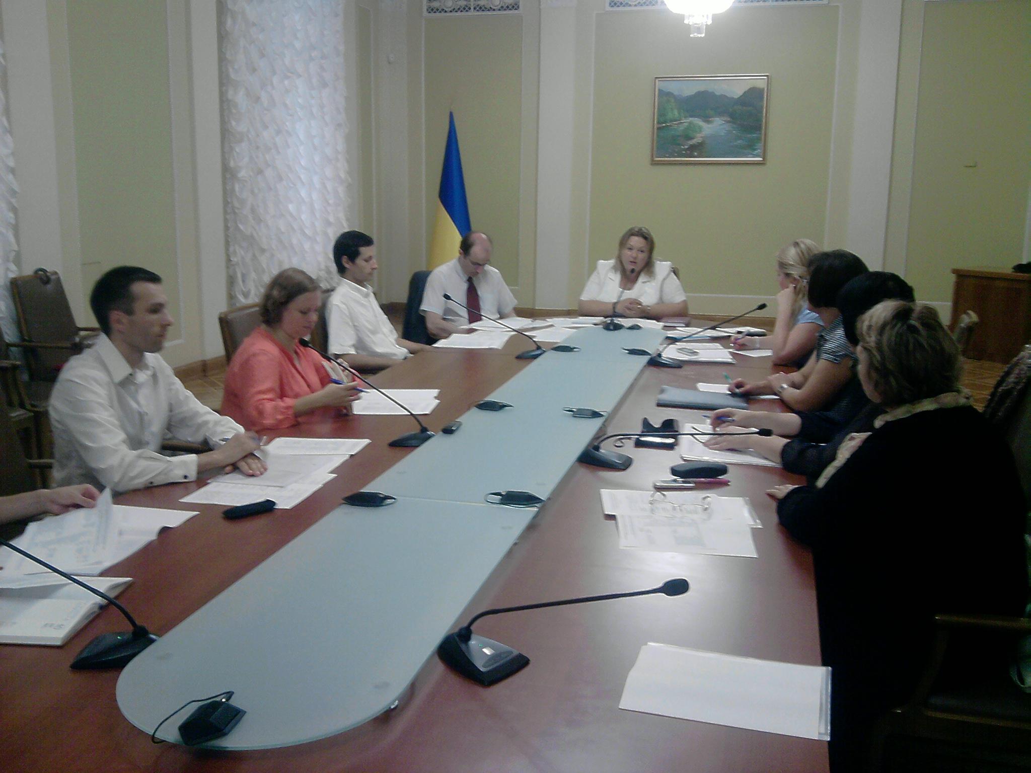 Волонтерської політики в україні