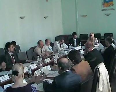 Відео стенограма першого засідання робочої групи з питань відкритості органів державної влади та залучення громадськості до формування політики